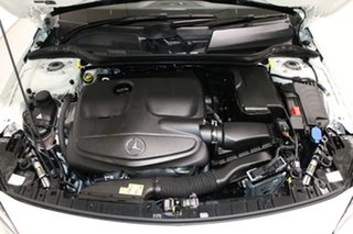 2017 Mercedes-Benz GLA180 X156 MY17 White 7 Speed Auto Dual Clutch Wagon