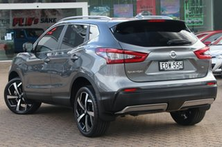 2019 Nissan Qashqai MY20 TI Grey Continuous Variable Wagon.