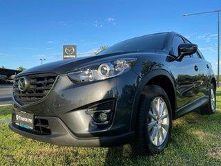 2015 Mazda CX-5 KE1032 Maxx SKYACTIV-Drive AWD Sport Meteor Grey 6 Speed Sports Automatic Wagon.