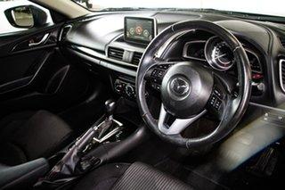 2014 Mazda 3 BM Maxx Grey 6 Speed Automatic Sedan