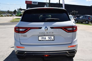 2020 Renault Koleos HZG MY20 Black Edition X-tronic White 1 Speed Constant Variable Wagon