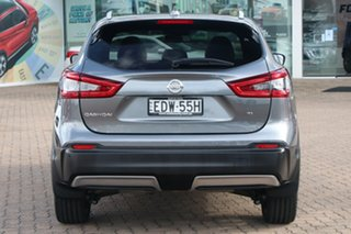 2019 Nissan Qashqai MY20 TI Grey Continuous Variable Wagon