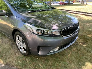 2018 Kia Cerato YD MY18 S Grey 6 Speed Sports Automatic Hatchback