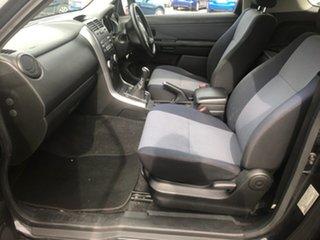 2007 Suzuki Grand Vitara JT MY07 Upgrade (4x4) Black 5 Speed Manual Wagon
