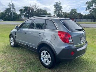 2011 Holden Captiva CG Series II 5 AWD Silver 6 Speed Sports Automatic Wagon