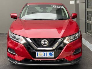 2019 Nissan Qashqai J11 Series 2 ST X-tronic Red 1 Speed Constant Variable Wagon.