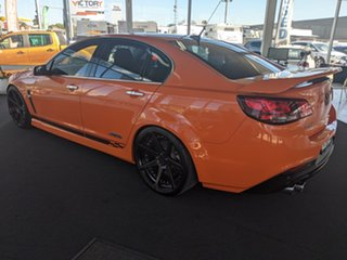 2014 Holden Commodore SSV REDLIN Orange 6 Speed Manual Sedan