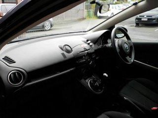 2012 Mazda 2 DE10Y2 MY12 Neo Grey 5 Speed Manual Hatchback