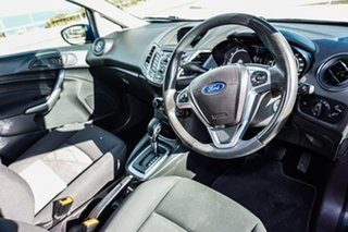 2016 Ford Fiesta WZ Ambiente PwrShift Blue 6 Speed Sports Automatic Dual Clutch Hatchback