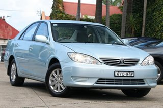 2005 Toyota Camry ACV36R Upgrade Ateva Blue Mystique 4 Speed Automatic Sedan