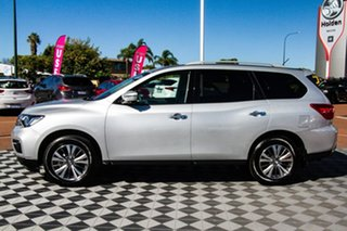 2019 Nissan Pathfinder R52 Series III MY19 ST-L X-tronic 2WD Silver 1 Speed Constant Variable Wagon