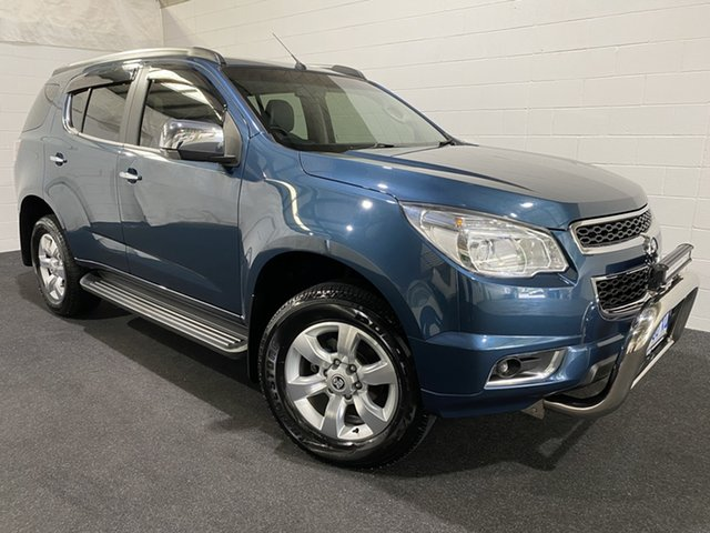 Used Holden Trailblazer RG MY17 LTZ Glenorchy, 2016 Holden Trailblazer RG MY17 LTZ Blue Mountain/4aa 6 Speed Sports Automatic Wagon