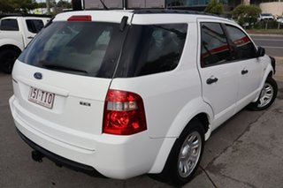 2006 Ford Territory SY TX AWD White 6 Speed Sports Automatic Wagon.