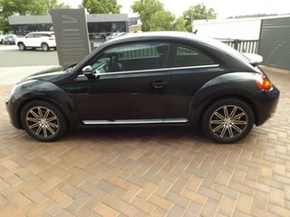 2013 Volkswagen Beetle 1L MY14 Coupe DSG 7 Speed Sports Automatic Dual Clutch Liftback
