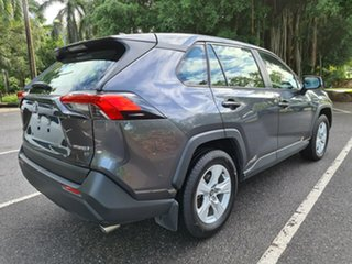 2019 Toyota RAV4 Axah52R GX 2WD Grey 6 Speed Constant Variable Wagon Hybrid.