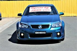 2011 Holden Commodore VE II MY12 SV6 Blue Metallic 6 Speed Automatic Sedan.