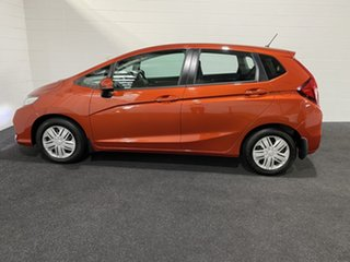 2017 Honda Jazz GF MY17 VTi Orange 1 Speed Constant Variable Hatchback