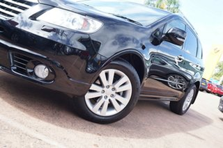 2012 Subaru Tribeca MY12 3.6R Premium (7 Seat) Black 5 Speed Auto Elec Sportshift Wagon.