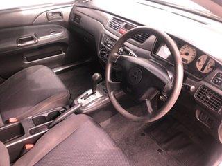 2006 Mitsubishi Lancer CH MY06 ES White 4 Speed Sports Automatic Sedan