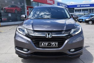 2018 Honda HR-V MY17 VTi-L Grey 1 Speed Constant Variable Hatchback.