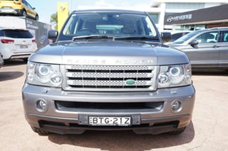 2009 Land Rover Range Rover MY09 Sport 2.7 TDV6 Grey 6 Speed Auto Sequential Wagon
