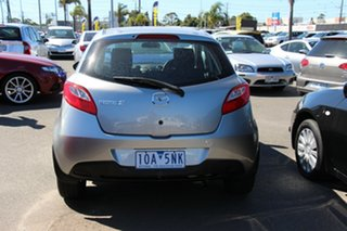 2011 Mazda 2 DE10Y2 MY12 Neo Silver 5 Speed Manual Hatchback