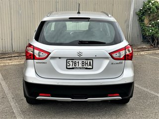 2014 Suzuki S-Cross JY GLX Silver 7 Speed Constant Variable Hatchback