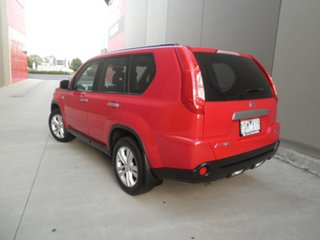 2011 Nissan X-Trail T31 Series IV ST 2WD Burning Red 1 Speed Constant Variable Wagon