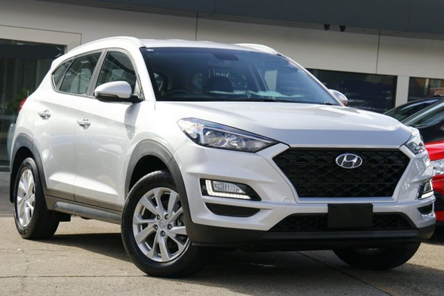 Used Hyundai Tucson TL3 MY19 Active X 2WD Homebush, 2019 Hyundai Tucson TL3 MY19 Active X 2WD Silver 6 Speed Automatic Wagon