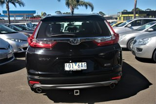 2018 Honda CR-V RW MY18 VTi FWD Black 1 Speed Constant Variable Wagon.