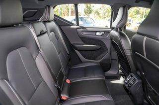 2020 Volvo XC40 XZ MY20 T5 AWD R-Design White 8 Speed Sports Automatic Wagon