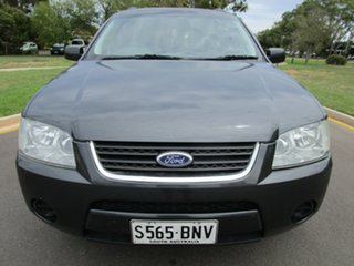 2008 Ford Territory SY MY07 Upgrade TS (RWD) Grey 4 Speed Auto Seq Sportshift Wagon.