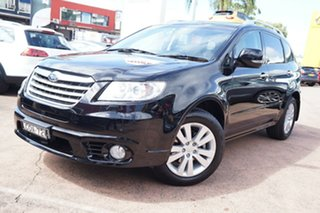 2012 Subaru Tribeca MY12 3.6R Premium (7 Seat) Black 5 Speed Auto Elec Sportshift Wagon