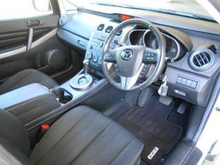 2010 Mazda CX-7 ER1032 Classic Activematic Sports White 6 Speed Sports Automatic Wagon