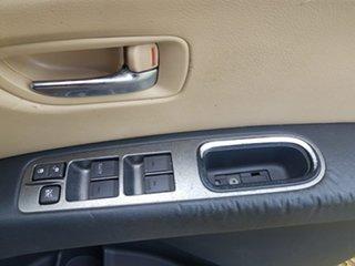 2007 Subaru Tribeca B9 MY07 R AWD Black 5 Speed Sports Automatic Wagon