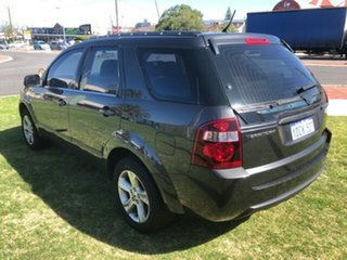 2009 Ford Territory SY MkII TS RWD Grey 4 Speed Sports Automatic Wagon