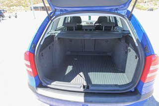 2007 Skoda Octavia 1Z Elegance Blue 6 Speed Manual Wagon