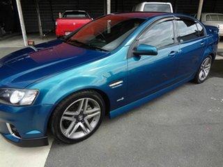 2012 Holden Commodore VE II MY12 SV6 Blue 6 Speed Automatic Sedan.
