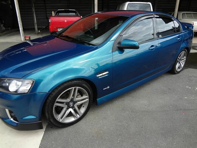 Used Holden Commodore VE II MY12 SV6 Coopers Plains, 2012 Holden Commodore VE II MY12 SV6 Blue 6 Speed Automatic Sedan