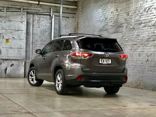 2014 Toyota Kluger GSU50R GXL 2WD Grey 6 Speed Sports Automatic Wagon