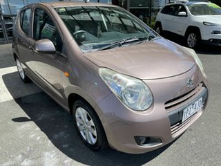 2011 Suzuki Alto GF GLX Pink 4 Speed Automatic Hatchback.