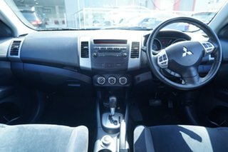2012 Mitsubishi Outlander ZH MY12 VR Silver 6 Speed Auto Sports Mode Wagon