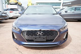 2018 Hyundai i30 PD2 Trophy Limited Edition Blue 6 Speed Auto Sequential Hatchback