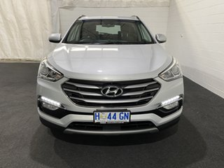 2018 Hyundai Santa Fe DM5 MY18 Active Silver 6 Speed Sports Automatic Wagon.