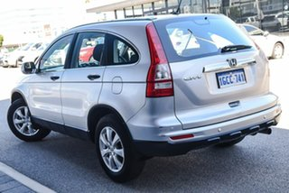 2011 Honda CR-V RE MY2011 4WD Silver 5 Speed Automatic Wagon.
