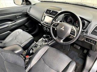 2014 Mitsubishi ASX XB MY15 XLS 2WD Titanium 6 Speed Constant Variable Wagon