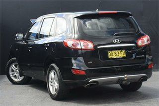 2012 Hyundai Santa Fe CM MY12 SLX Black 6 Speed Sports Automatic Wagon