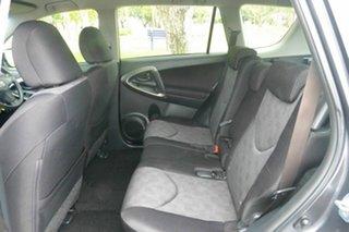 2011 Toyota RAV4 ACA38R MY12 CV 4x2 Grey 5 Speed Manual Wagon