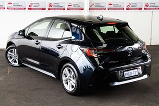 2019 Toyota Corolla ZWE211R Ascent Sport E-CVT Hybrid Peacock Black 10 Speed Constant Variable