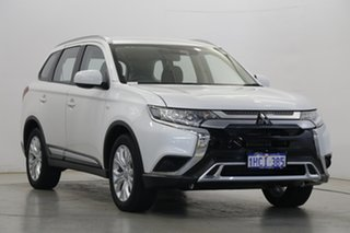 2020 Mitsubishi Outlander ZL MY20 ES 2WD Starlight 6 Speed Constant Variable Wagon
